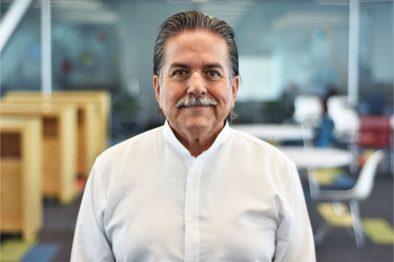 CEO Fernando Salgado